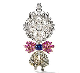 The Adventurine Posts Auction Highlights: Marie Antoinette's Jewelry