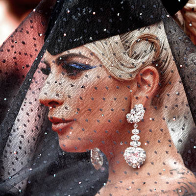 The Adventurine Posts Lady Gaga Wore Earrings Worth Millions at TIFF