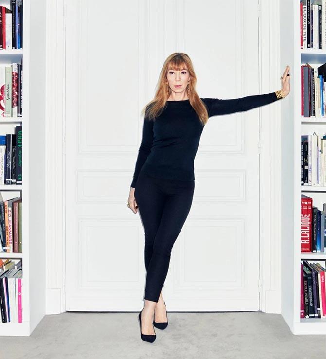 Dior designer Victoire de Castellane
