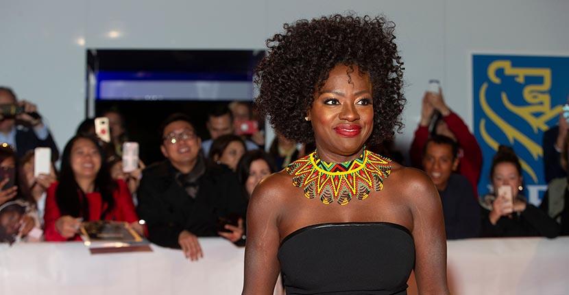 The AdventurinePostsViola Davis's Necklace Has an Amazing Backstory