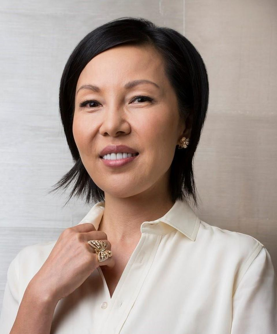 Van Cleef & Arpels, Americas new CEO Helen King. Photo courtesy