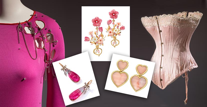 The Adventurine Posts Pink: The Punk, Pretty, Powerful Color in Jewels