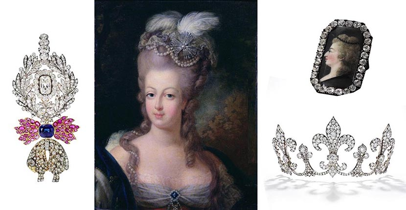 The AdventurinePostsAuction Highlights: Marie Antoinette's Jewelry