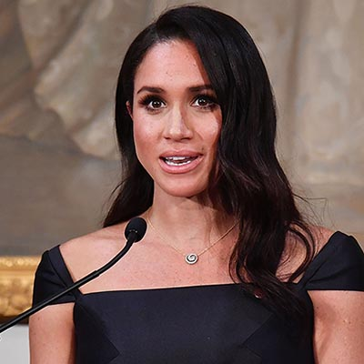 The Adventurine Posts Why Meghan Markle Wore A Tattoo Necklace