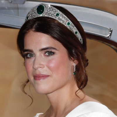 The Adventurine Posts Princess Eugenie's Tiara and Wedding Jewels