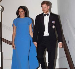 The Adventurine Posts Kate and Meghan's Diamonds at State Dinners
