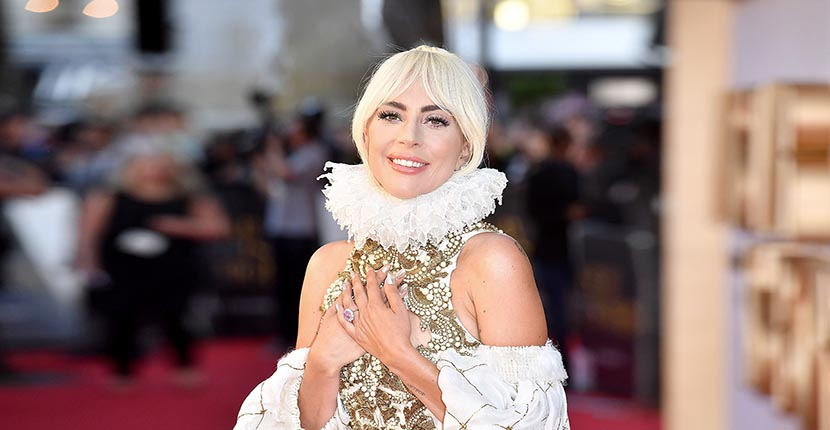 The Adventurine Posts Let's Talk About Lady Gaga's Engagement Ring