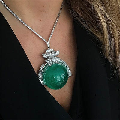 The Adventurine Posts At Auction: A Jewel from Hollywood Royalty