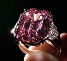 The AdventurinePostsHarry Winston Bought the Pink Legacy Diamond