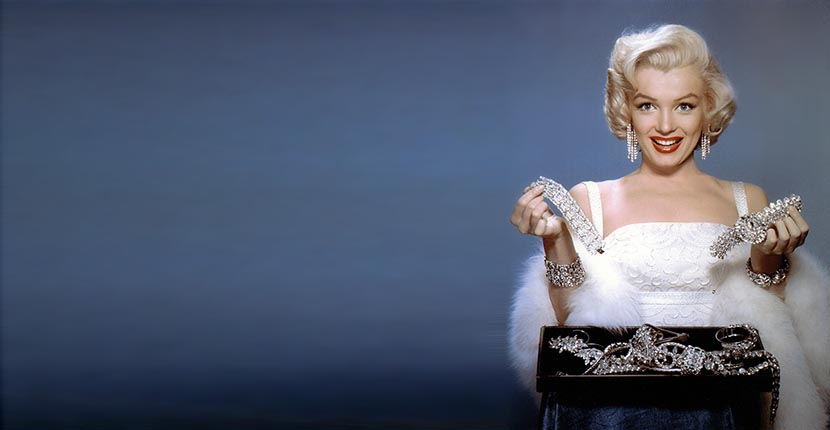 The AdventurinePostsThe Golconda Diamond Marilyn Monroe Made Famous
