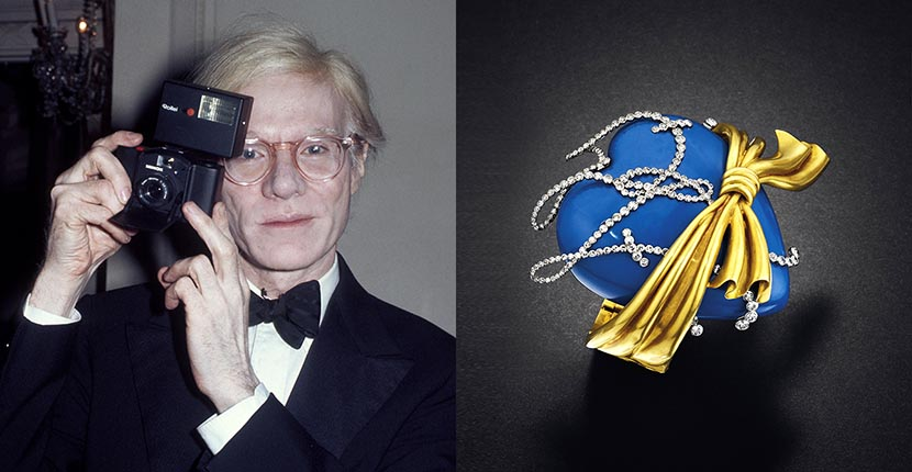 The Adventurine Posts Andy Warhol Was A Major Jewelry Collector
