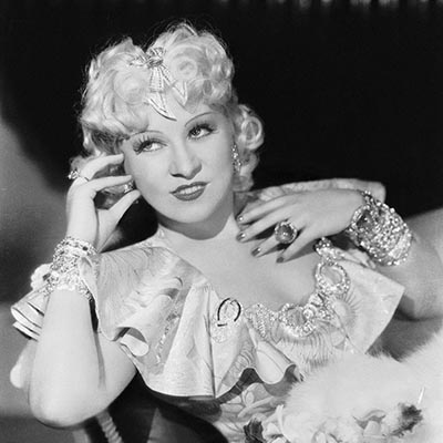 The Adventurine Posts The Love Story Behind Mae West's Jewels