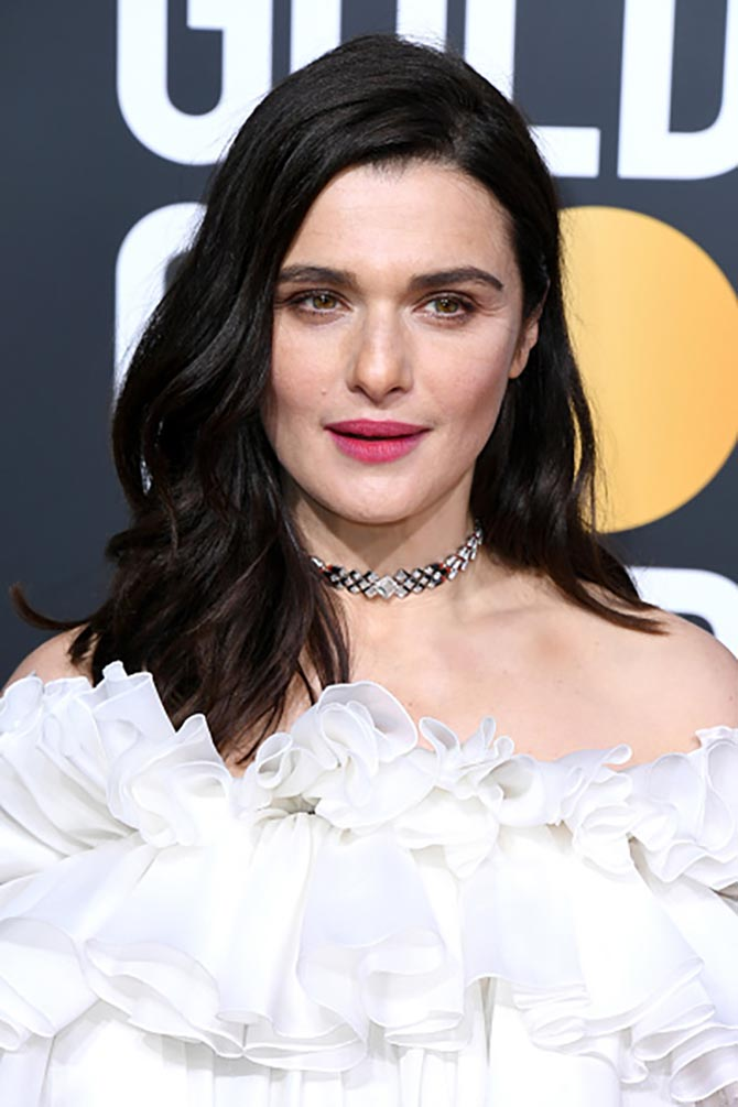 Rachel Weisz in Cartier