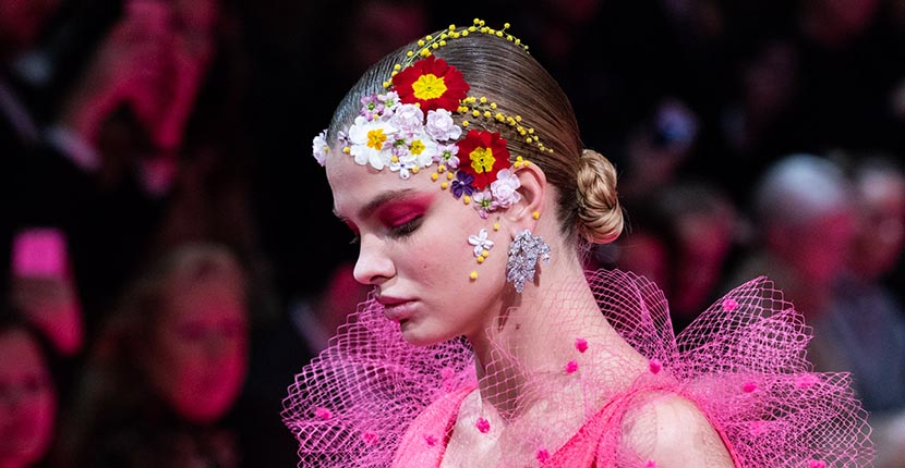 The AdventurinePostsReza Jewels Made Their Couture Runway Debut