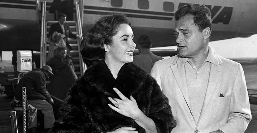 The Adventurine Posts Elizabeth Taylor's Biggest Engagement Ring