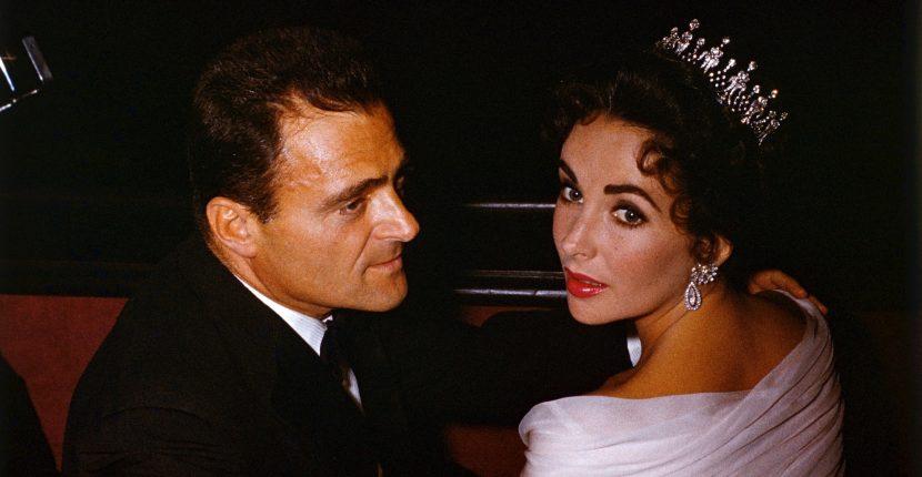 The AdventurinePostsElizabeth Taylor Wore Her Tiara A Lot in 1957
