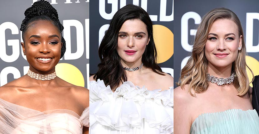 The Adventurine Posts Surprising Jewelry News at the Golden Globes
