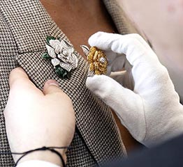 The Adventurine Posts Men in Hollywood Made the Brooch Happen