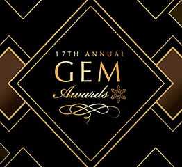 The Adventurine Posts See the Sizzle Reel From the 2019 GEM Awards