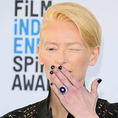 The Adventurine Posts The Cool Jewels at the 2019 Indie Spirit Awards