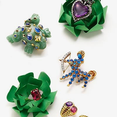 The AdventurinePostsAt Christie's: Jewelry Love Is In The Air