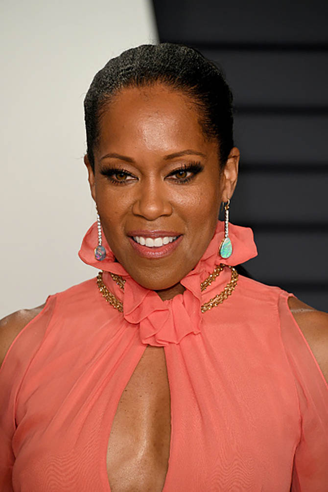 Regina King wore Irene Neuwirth earrings