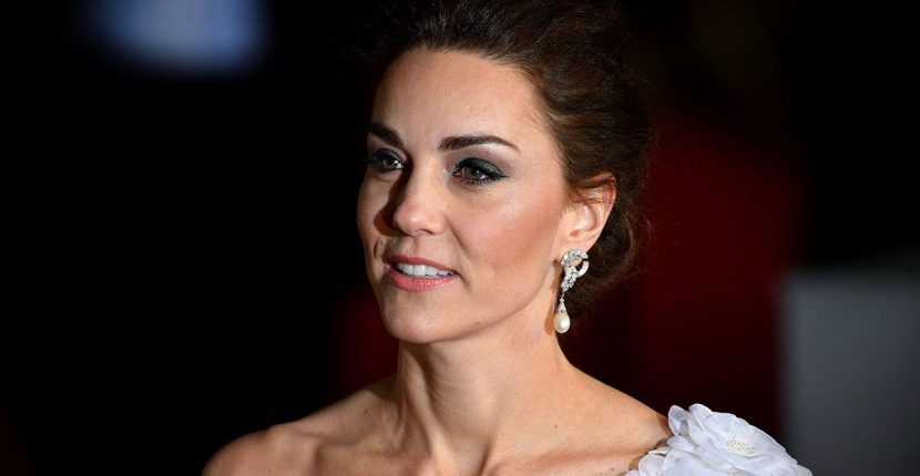 The AdventurinePostsKate Wore Diana's Earrings to The BAFTAs