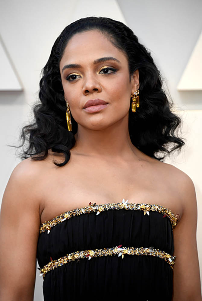 Tessa Thompson in Chanel Fine Jewelry