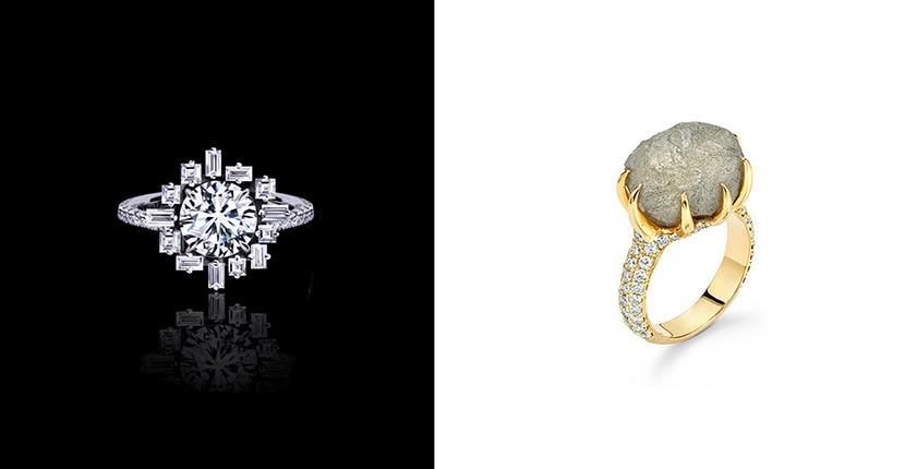 The Adventurine Posts Two Amazing Alternative Engagement Rings