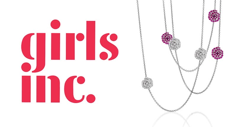 The Adventurine Posts Jewelry Designed By and For Girls Inc.