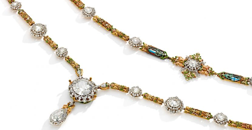 The Adventurine Posts At Auction: Jewels By Tiffany's 'Lost Genius'