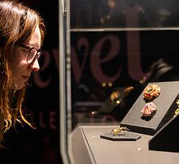The AdventurinePosts'The Art of The Jewel' Exhibit in Los Angeles
