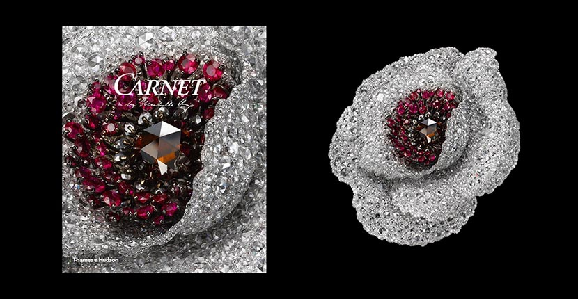The Adventurine Posts A New Book on Carnet, The 'Crazy Rich' Jeweler