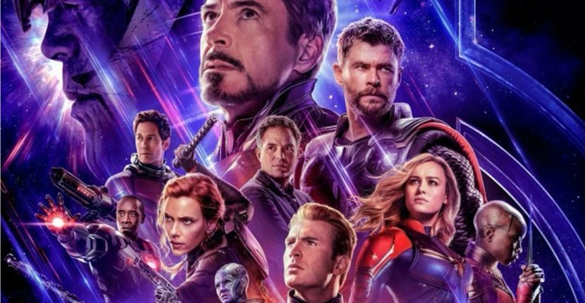 The Adventurine Posts 'Avengers: Endgame' Is A Jewelry Movie