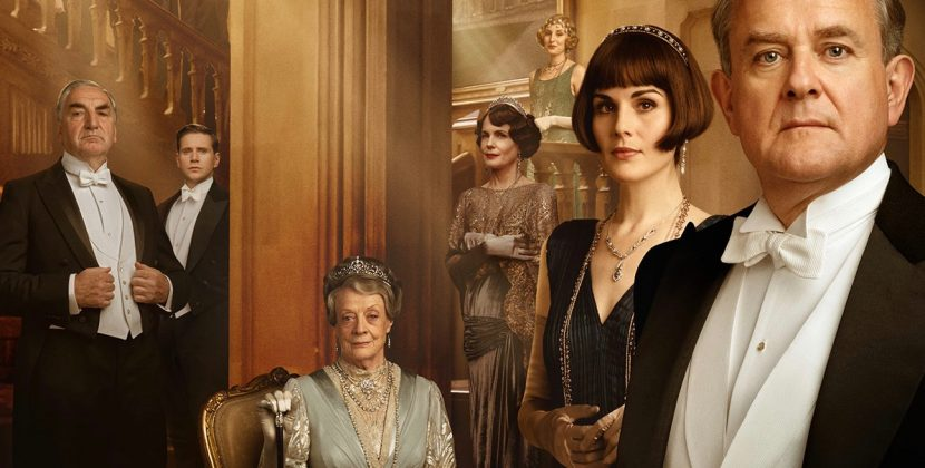 The AdventurinePosts'The Downton Abbey' Movie Trailer: Tiaras Ahoy!