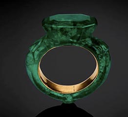 The Adventurine Posts Alluring Emeralds in the Al Thani Collection