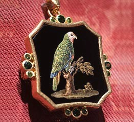 The Adventurine Posts Micromosaic Jewels Go on Display at the VMFA