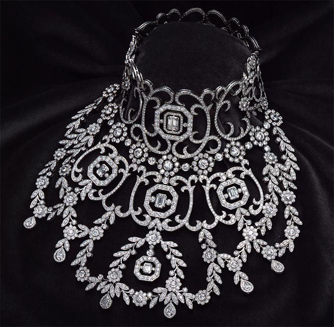 The Satine Necklace by Canturi worn by Nicole Kidman in 'Moulin Rouge!'