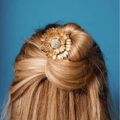 The Adventurine Posts What's Hot Now: Fancy Hair Accessories