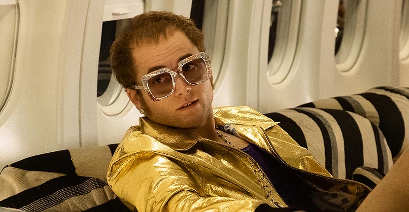 The Adventurine Posts The Jewelry in 'Rocketman' Is Worth Millions