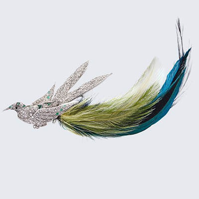 The AdventurinePostsThe L'École Bird Exhibit Takes Flight