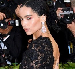 The Adventurine Posts Zoë Kravitz Found Her Engagement Ring on Instagram