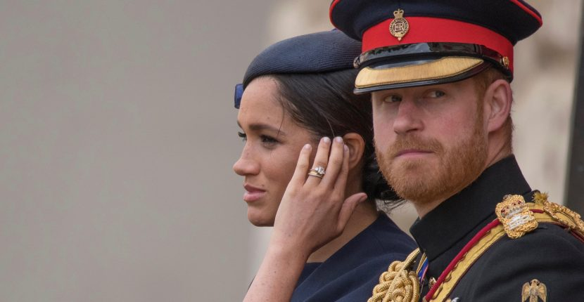 The Adventurine Posts Thoughts on Meghan Markle's New Engagement Ring