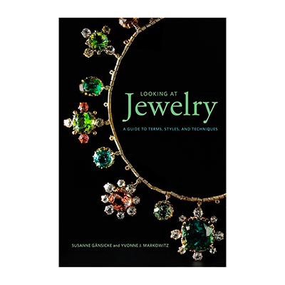 The Adventurine Posts A New Book Covers Jewelry Terms from A to Z
