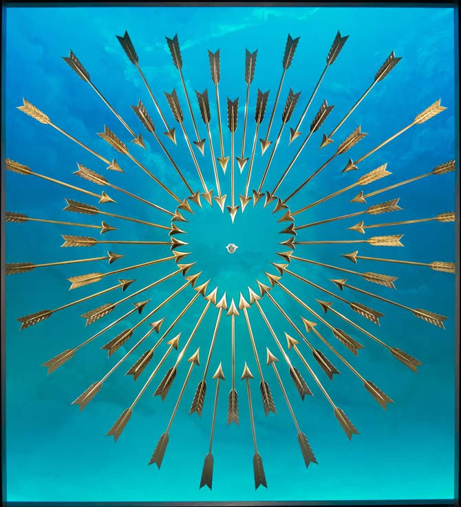 Window display Tiffany & Co. Blue Valentine Gene Moore