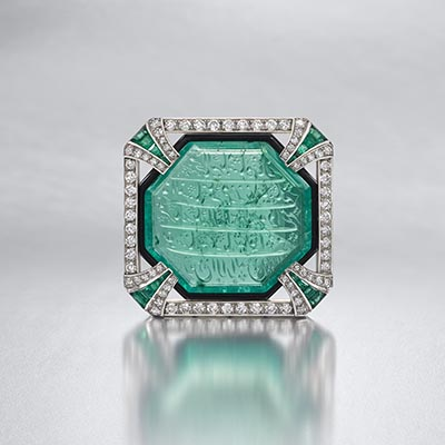 The Adventurine Posts At Auction: Jewelry Highlights at Bonhams