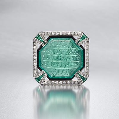 The AdventurinePostsAt Auction: Jewelry Highlights at Bonhams