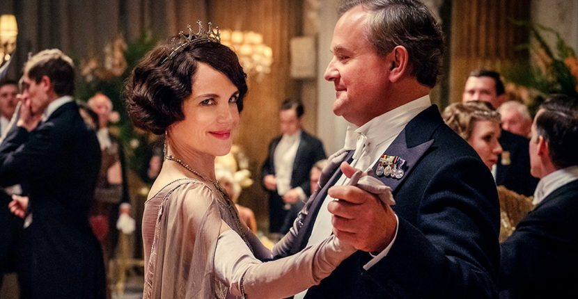 The AdventurinePostsAntique Tiaras Tell the Story in Downton Abbey