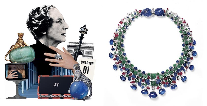 The Adventurine Posts Cartier's Magical History Tour