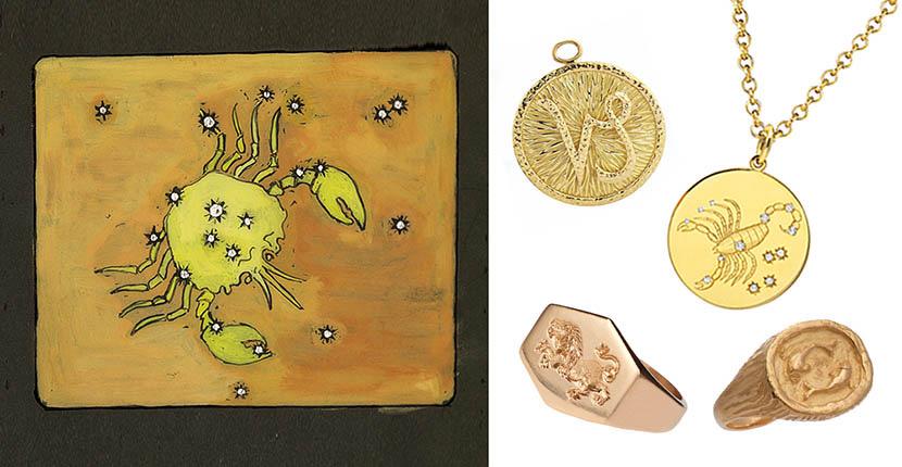 The AdventurinePostsWhat's Hot Now: Zodiac Jewelry